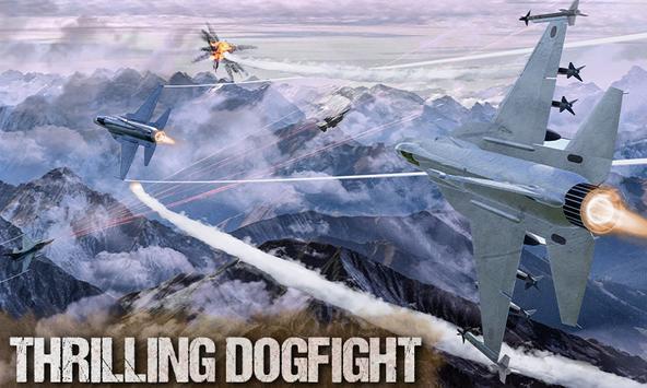 战斗机空袭射手